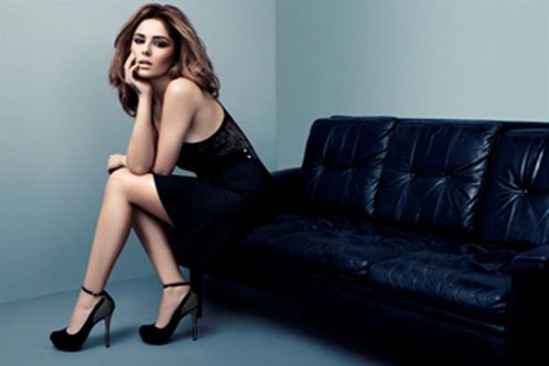 Cheryl Cole: launches her debut shoe collection on Stylistpick.com
