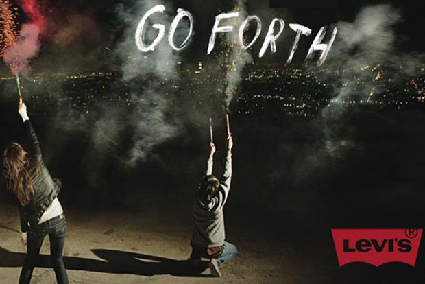 Levis: 'go forth' global campaign