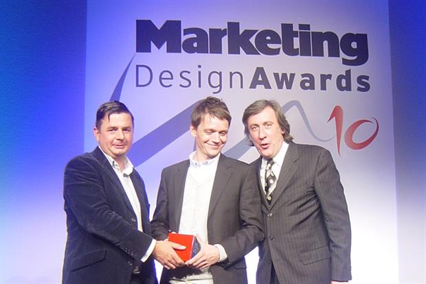 Marketing Design Awards: Andrew Graham-Dixon (right) will chair the awards