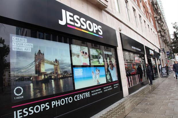 Jessops: camera specialist goes into administration