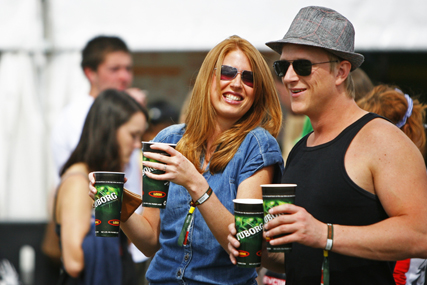 Tuborg: four-year festivals deal