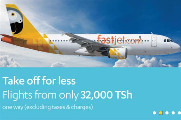 Fastjet: Sir Stelios Haji-Ioannou's low-cost African airline takes off