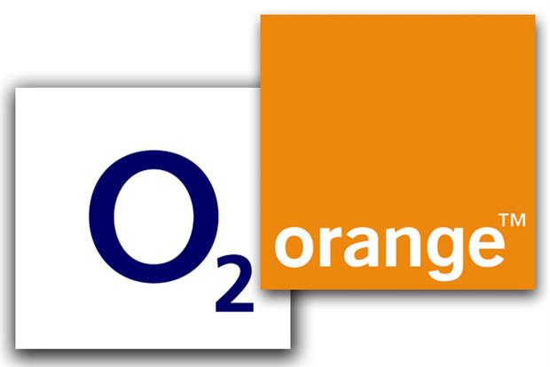 How does the search strategy of O2 and Orange compare?