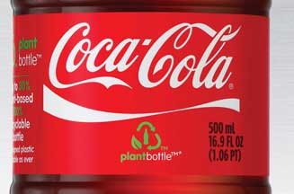 Coca-Cola PlantBottle