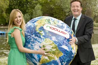 Piers Morgan to star in Npower ad