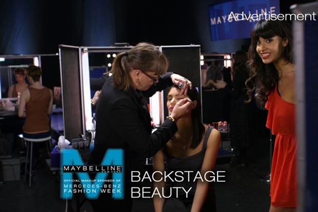 Maybelline - Channel 4 partnership