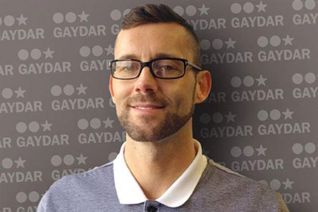 Kevin Smith: chief marketing officer, Gaydar Radio