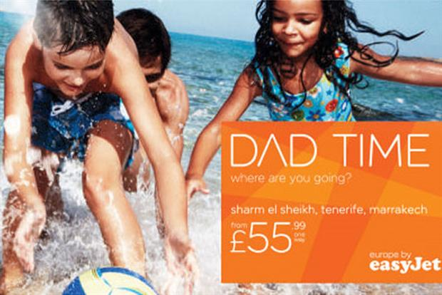 easyJet: move to brand-led ads