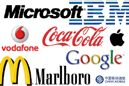 Biggest brands: BrandZ top 100 global brands