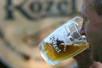 Kozel: Czech beer comes to the UK (credit: One Red Eye/Jason Alden)