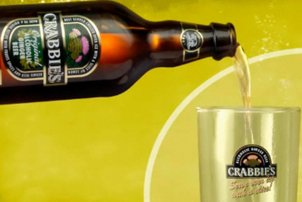 Crabbies: ginger beer brand sponsors TV awards