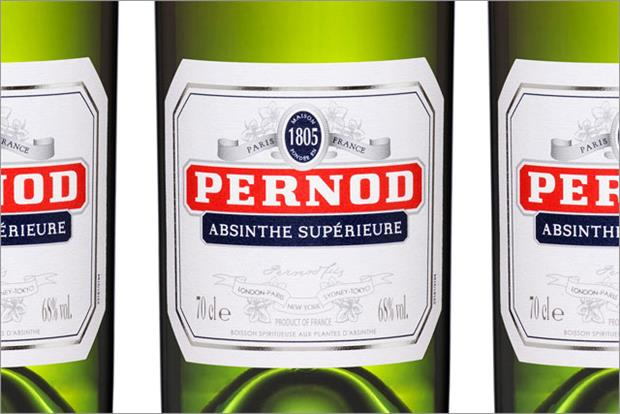 Pernod-Ricard: readies global campaign for absinthe brand