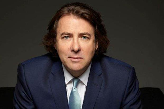 Jonathan Ross: sponsored by Jacob's Creek