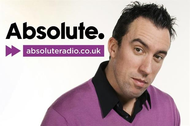 Absolute Radio: urges Facebook initiative to fund 2012 Olympics mosaic