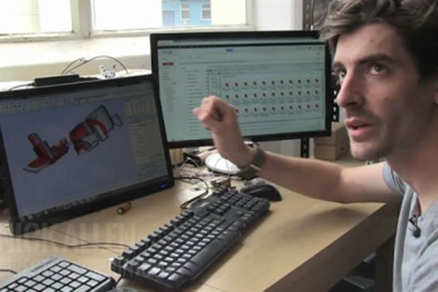 Nick Allen: director at 3D Print UK