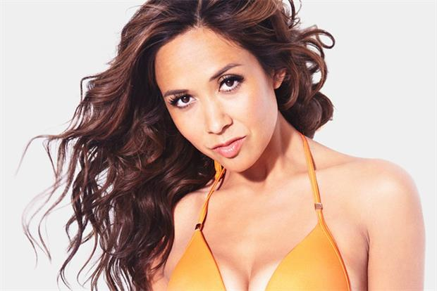 Myleene Klass: launches swimwear range for Littlewoods