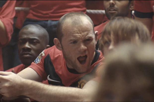Wayne Rooney: approach by Paddy Power