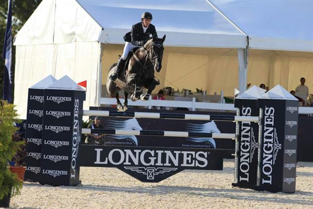Equestrian sports: events have broad sponsorship appeal says Peter Phillips