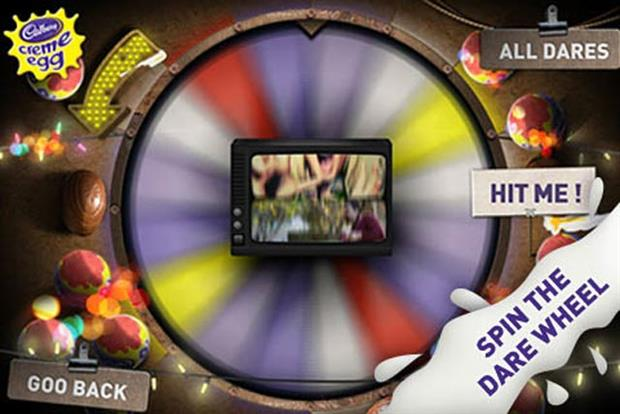 Cadbury: launches Creme Egg app