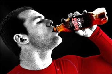 Coke Zero campaign: Rooney in spotlight