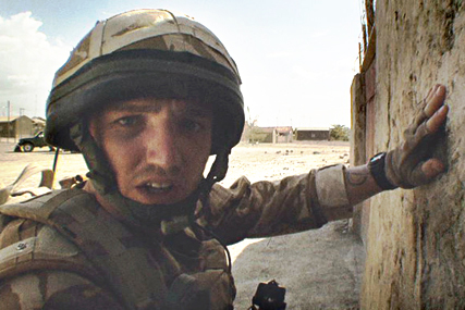 Army: 'start thinking soldier' Publicis campaign