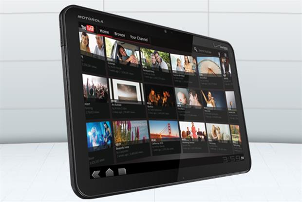 Motorola Xoom: European release expected within three months
