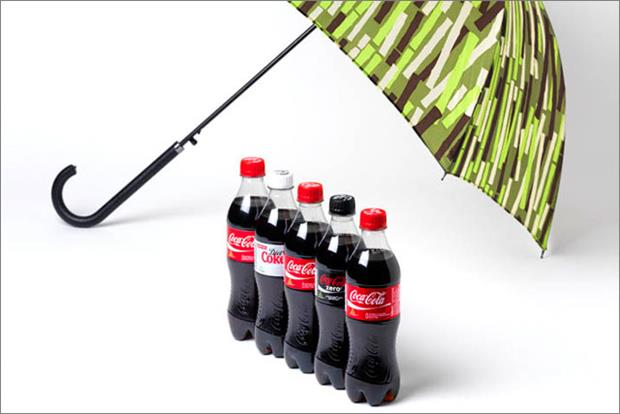 Coca-Cola: launches PlantBottles in the UK