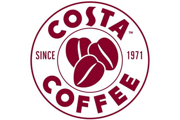 Costa Coffee: rolls out sharing variants