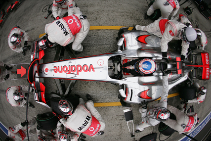 Vodafone: Grand Prix access