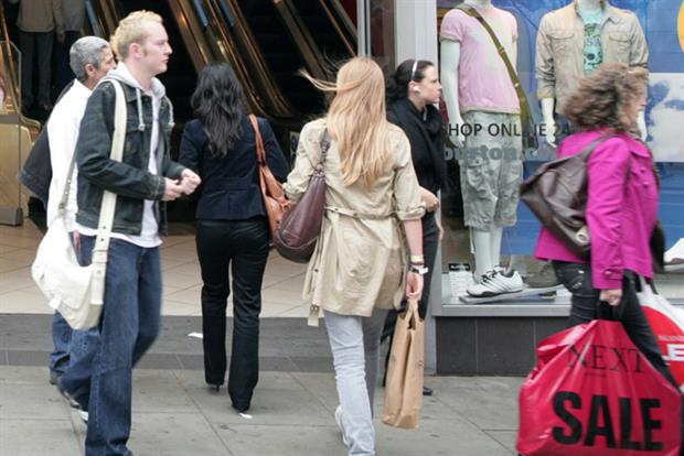 Cash shortage: UK consumers now have less money to spend on non-essentials