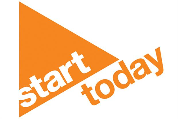 Start Today: sustainability initiative