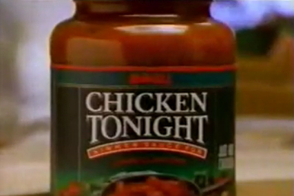Chicken Tonight: set to be sold by Unilever UK and Ireland