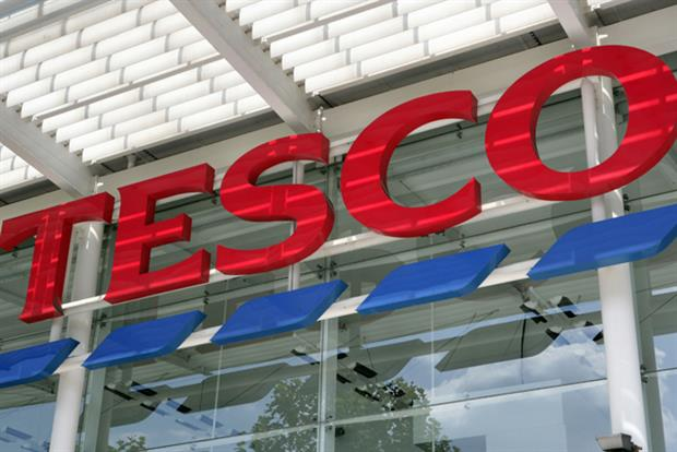 Tesco: claims to have the largest number of gaming stores in the UK