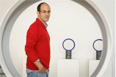Adam Rostom: Dyson international marketing director