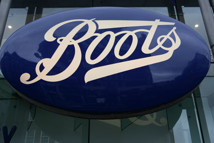 Boots: topped annual ranking of most reputable UK companies