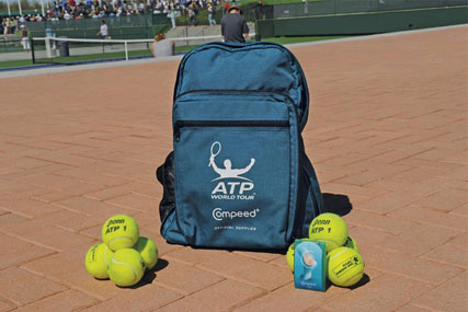 Compeed: Velocity Sports & Entertainment for ATP sponsorship