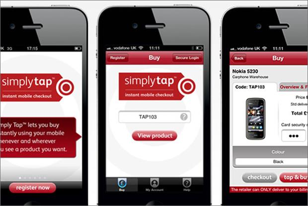 Simply Tap: mobile shopping service goes live