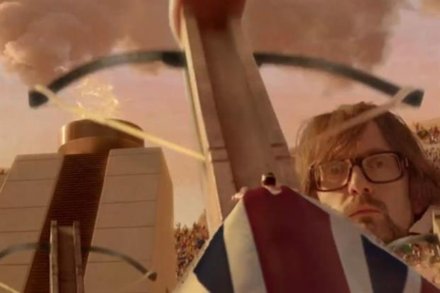 Eurostar: 2011 TV campaign starring Jarvis Cocker