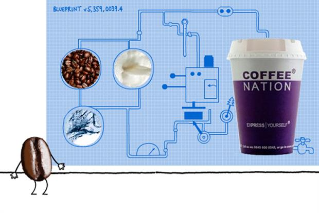 Coffee Nation: acquired by Whitbread