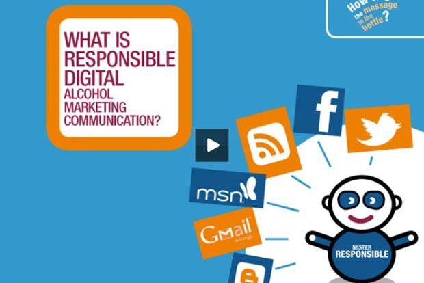 Alcohol advertising: drinks body launches campaign for responsible marketing online