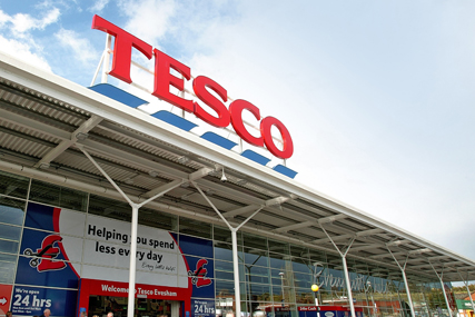 Tesco: takes self service to another level