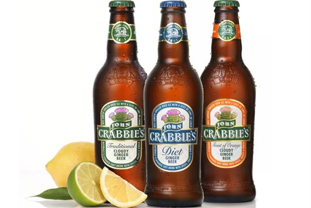 Crabbie's: launches two new variants to its traditional ginger beer