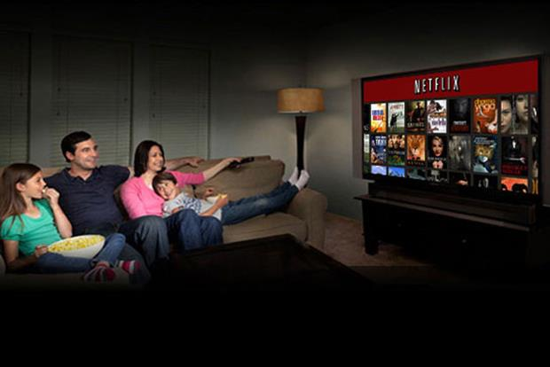 Netflix: readies UK launch
