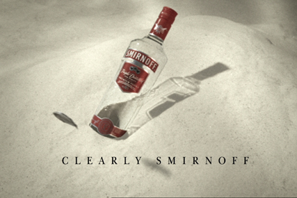Smirnoff: No 1 drinks brand