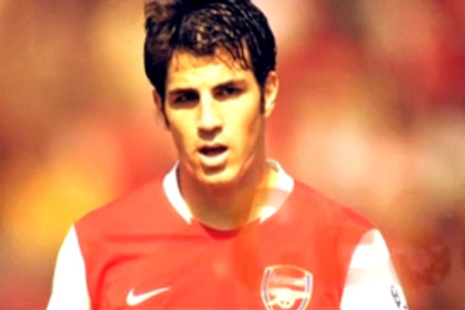 Cesc Fabregas: VisitBritain microsite interview