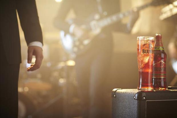 Bulmers: current TV marketing campaign features Plan B