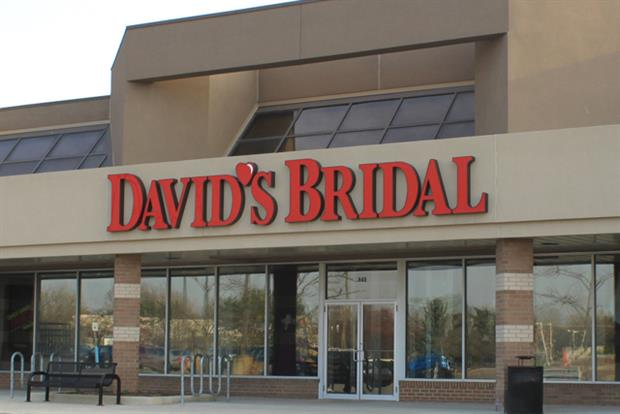 "David's Bridal: dresses ""one-in-three"" US brides"