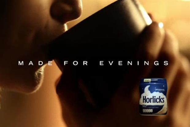 Horlicks: £3m winter campaign launched