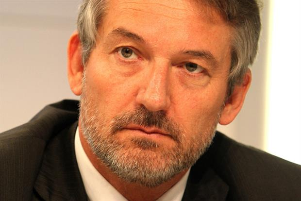 Tom Mockridge: appointed chief executive of Virgin Media