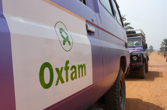 Overseas development charities, such as Oxfam, are commanding most loyalty from cash-strapped consumers